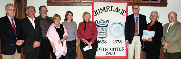 Celebration of the Jumelage 20th Anniversary